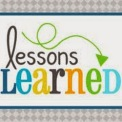 lessons learned button