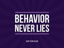 behaviorneverlies